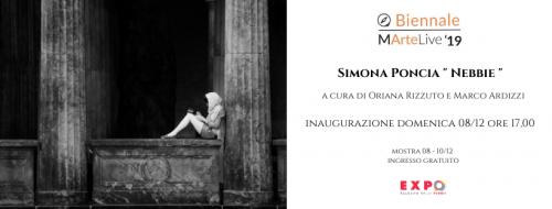 Mostra Personale  Nebbie  - Palazzo Velli Roma