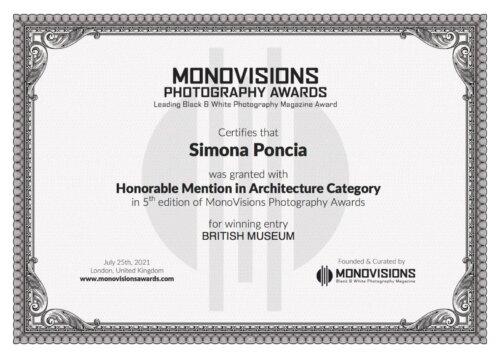 """Honorable Mentioncategoria Architecture""""British Museum"""""""