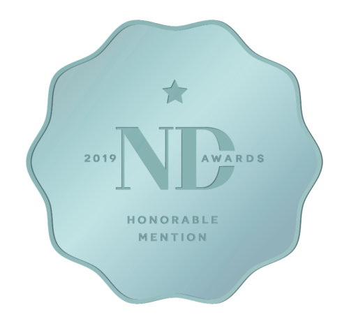 ND AWARDS 2019 Honorable Mention