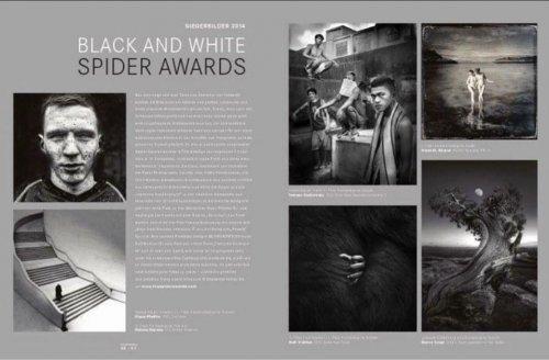 Secondo posto categoria  Architecture  - Black and White Spider Awards