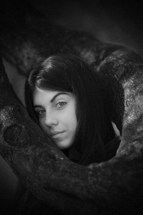 Portrait - Simona Poncia - Francesca