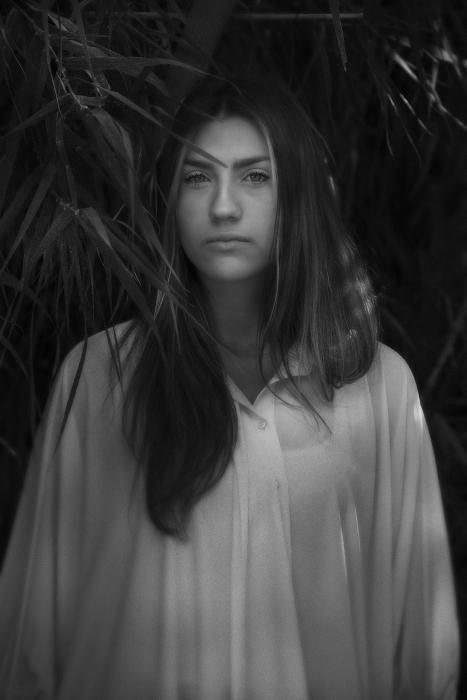 Simona Poncia - PORTRAIT Carlotta