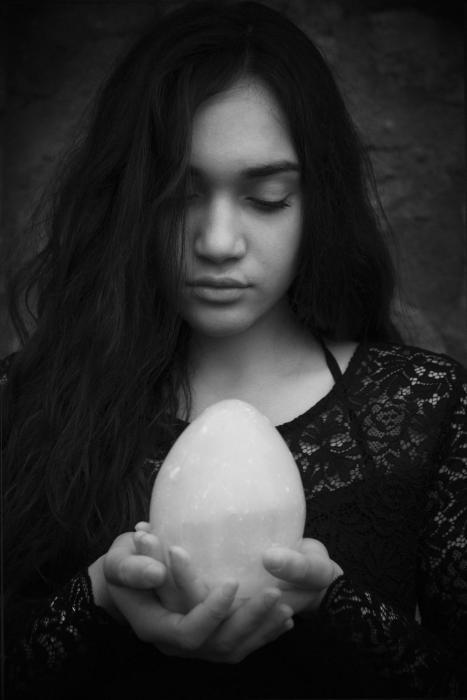 Simona Poncia Portrait - CLAUDIA 2