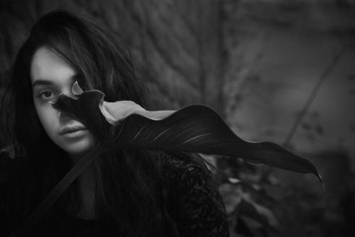 Simona Poncia Portrait - Claudia4