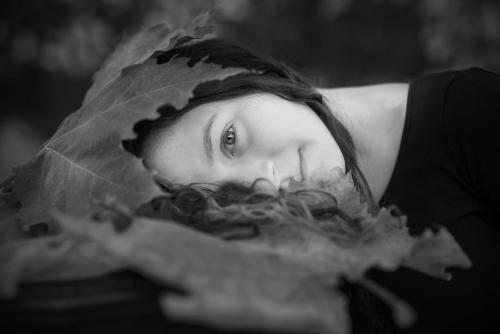 Simona Poncia Portrait - Eleonora