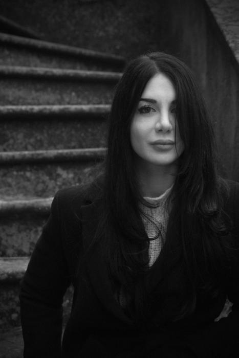 Simona Poncia Portrait - Ilaria