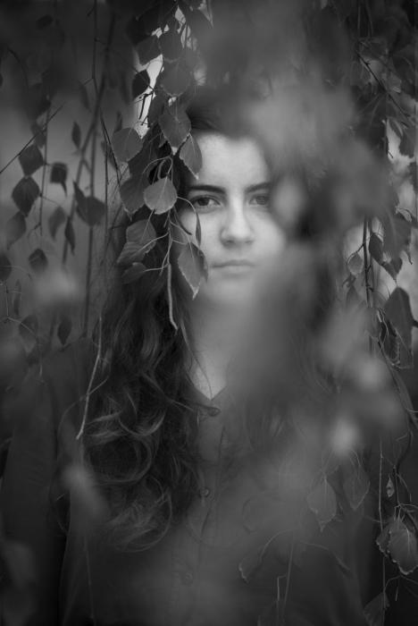 Simona Poncia Portrait - Sofia