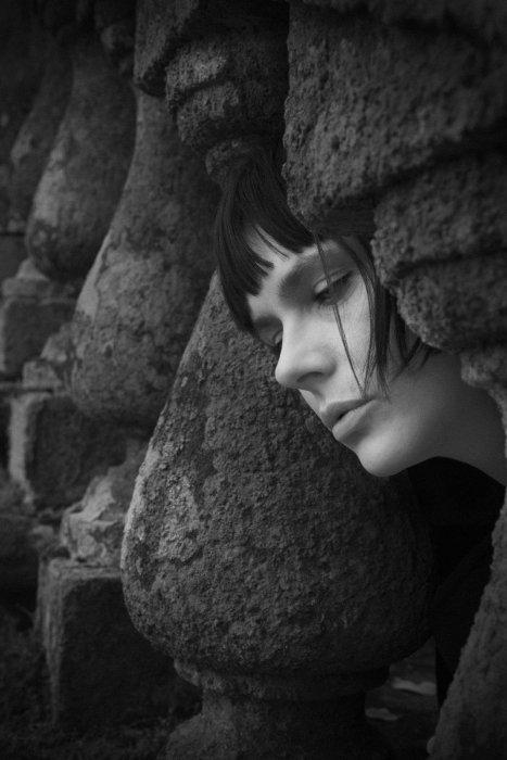 Portrait - Simona Poncia - Sara